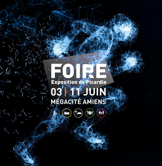 Foire exposition de picardie amiens du 03 au 11 juin for Amiens foire expo